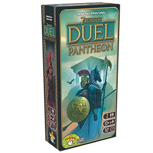 7 WONDERS - DUEL PANTHEON EXPANSION