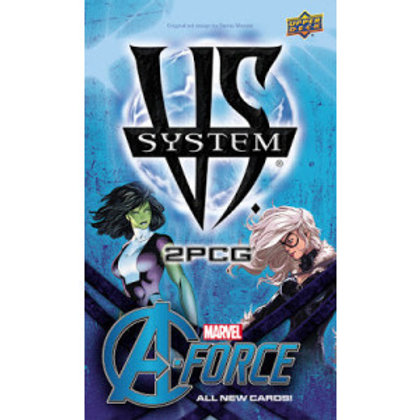 VS SYSTEM: 2PCG MARVEL A-FORCE