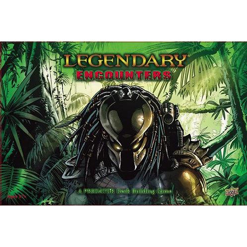 "LEGENDARY ENCOUNTERS: ""PREDATOR"" DECK BUILDING GAME"