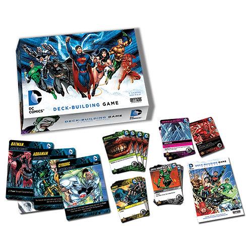 DC COMICS - DECK BUILDING GAME