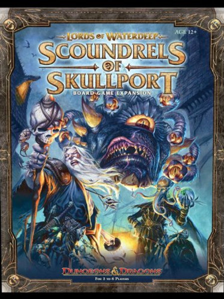 DUNGEONS & DRAGONS: LORDS OF WATERDEEP - SCOUNDRELS OF SKULLPORT EXPANSION