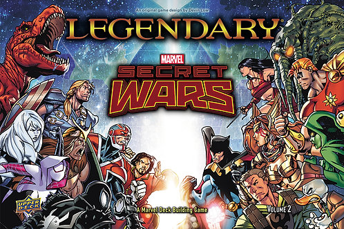 MARVEL LEGENDARY SECRET WARS (VOLUME 2)