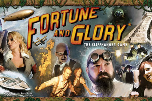 FORTUNE & GLORY, THE CLIFFHANGER GAME