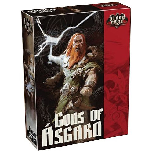 BLOOD RAGE: GODS OF ASGARD (NEW EDITION)