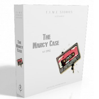 TIME STORIES: THE MARCY CASE (T.I.M.E. STORIES SYSTEM)