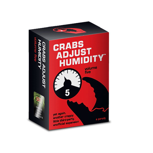 CRABS ADJUST HUMIDITY: VOLUME FIVE