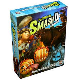 """SMASH UP: """"AWESOME LEVEL 9000"""" EXPANSION"""