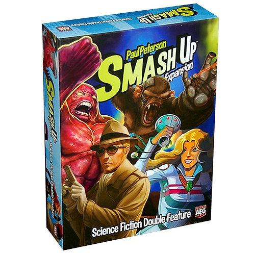 """SMASH UP: """"SCIENCE FICTION DOUBLE FEATURE"""" EXPANSION"""
