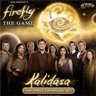 FIREFLY: THE GAME - KALIDASA, RIM SPACE EXPANSION