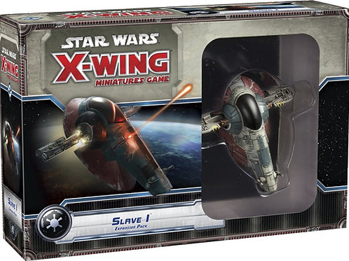 "STAR WARS - X-WING MINIATURES GAME: ""SLAVE 1"" EXPANSION PACK"