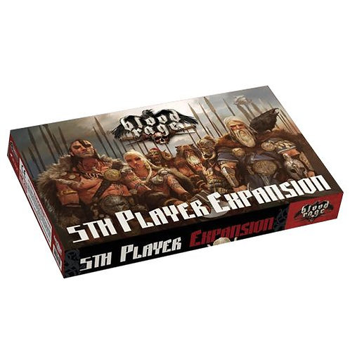 BLOOD RAGE: 5TH PLAYER EXPANSION (NEW EDITION)