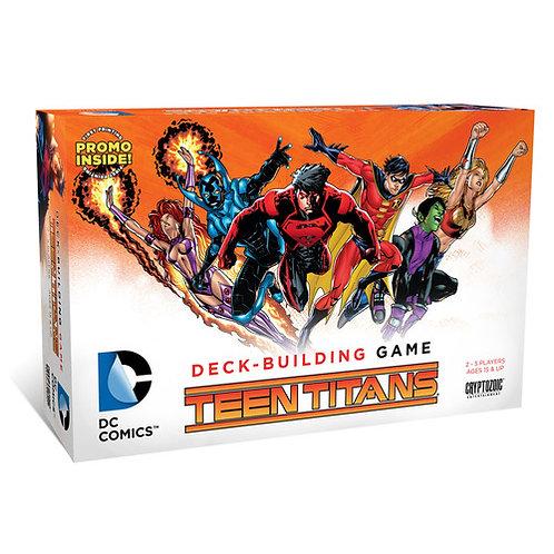 DC COMICS - DECK BUILDING GAME: TEEN TITANS