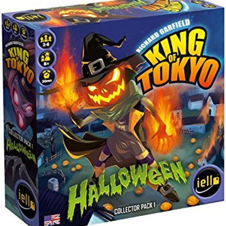 KING OF TOKYO: HALLOWEEN MONSTER PACK
