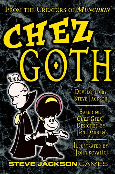 CHEZ GOTH 2ND EDITION