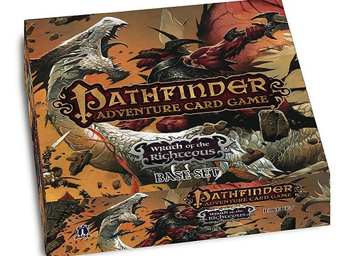 """PATHFINDER ADVENTURE CARD GAME: """"WRATH OF THE RIGHTEOUS"""" BASE SET"""