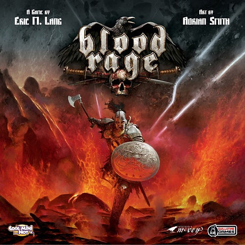BLOOD RAGE: CORE GAME BOX