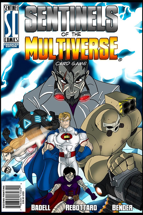 SENTINELS OF THE MULTIVERSE- ENHANCED CORE EDITION