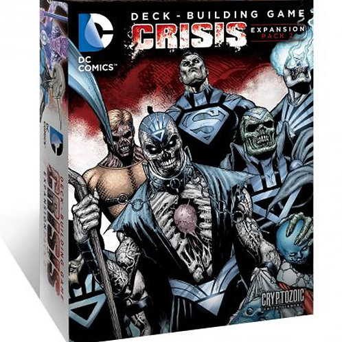 DC COMICS DECK BUILDING GAME: CRISIS EXPANSION PACK 2