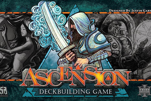 ASCENSION: THIRD EDITION - THE DECKBUILDING GAME