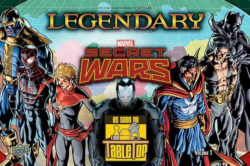 MARVEL LEGENDARY SECRET WARS (VOLUME 1)