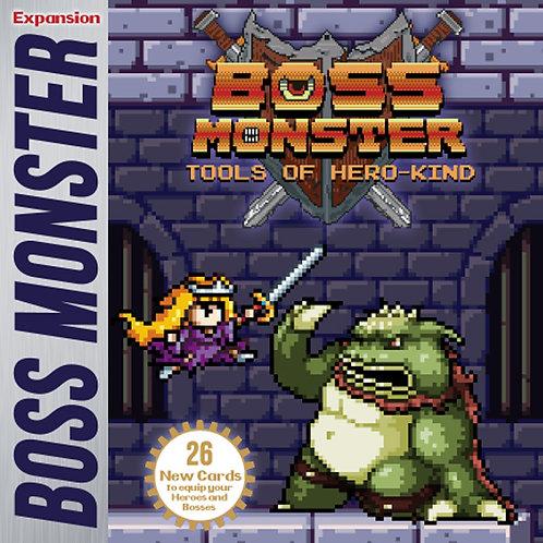 "BOSS MONSTER - ""TOOLS OF HERO-KIND"" MINI-EXPANSION"