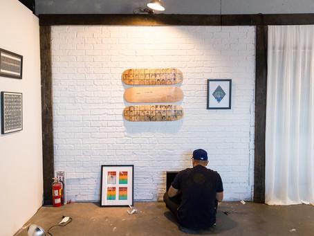 Modern minimalism: one artist's journey