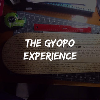 The Gyopo Experience
