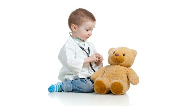 Sobre eu ter escolhido a pediatria...