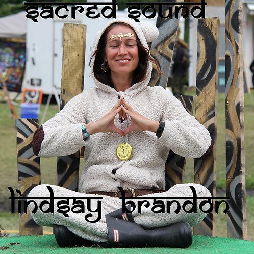 Sacred Sound - Lindsay Brandon