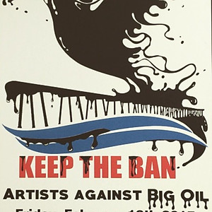 Artists Against Oil