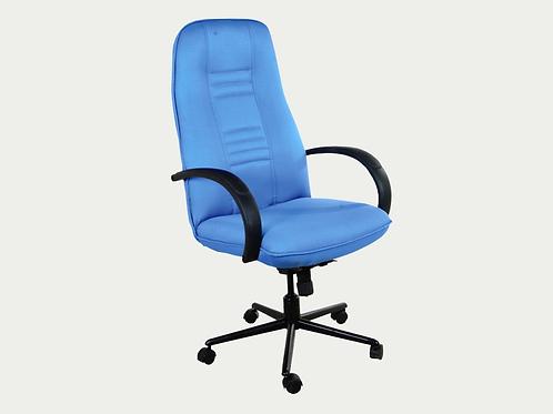 Avel High Back Ergonomic Chair in Ocean Blue