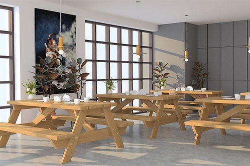 Venta Canteen Furniture in Classic Birch