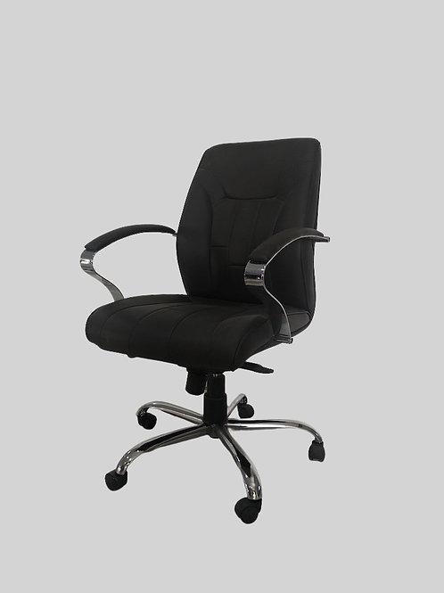 Samuel Executive Chair in Dark Grey