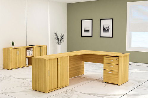 Cristian Executive Table in Birch
