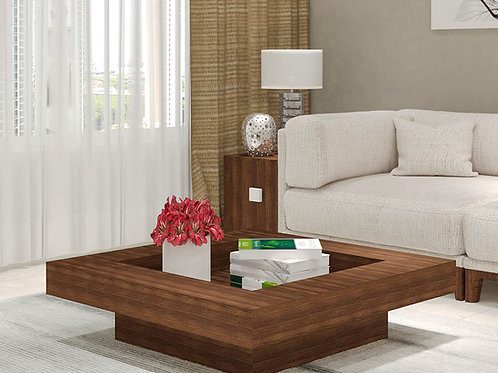 Zanobi Center Table in Arizona Teak