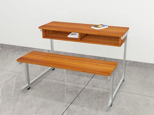 Pablo School Desk in Cypress