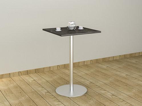Maritsa Bar Table in Marble Grey