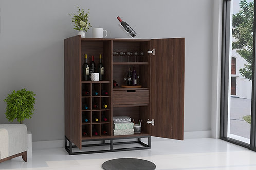Dylon Bar Cabinet in Wenge