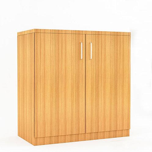 Sofia Storage Unit in Apple Finish