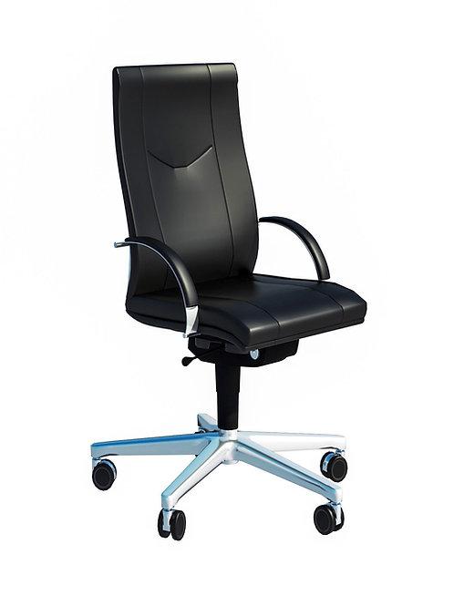Bertino Executive Chair in Black