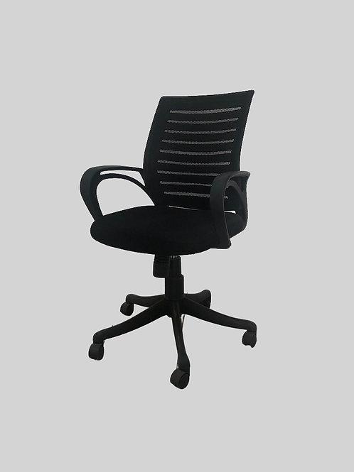 Adrian Ergonomic Chair in Black