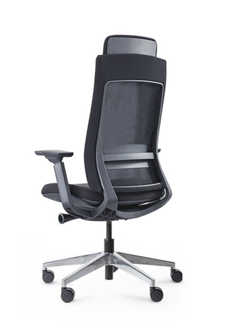 Enoba HB Black Mesh Chair