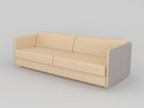 Carina 2 Seater Sofa in Cream