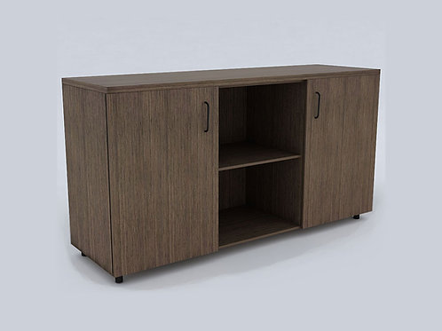 Tristano Side Storage in Dark Grey