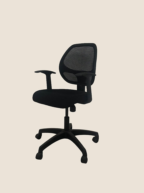 David Ergonomic Chair in Black
