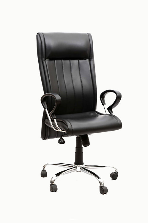 Anker High Back Ergonomic Chair in Black