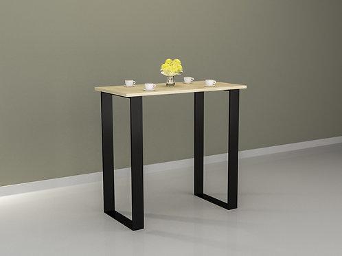 Neretva Bar Table in Textured Oak