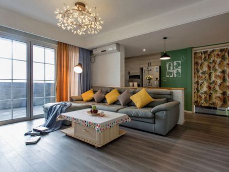 HOW TO MATCH FURNITURE COLOUR WITH FLOORS