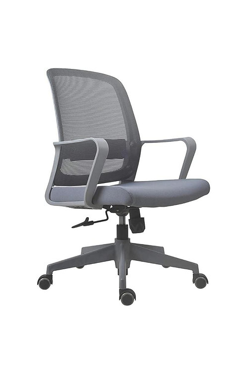 Beta Grey Mesh Chair