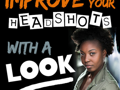 Improve your headshots with ONE LOOK